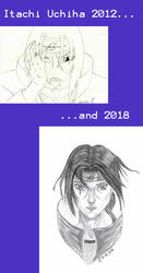 From a Sketch to my own Style in six years by MarcThor