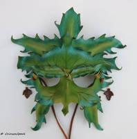 Green  man by TasteOfCrimson