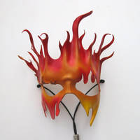 Fire Elemental by TasteOfCrimson