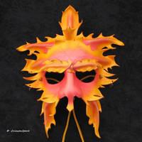 Autumn GreenMan by TasteOfCrimson