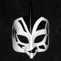 Tribal Mask by TasteOfCrimson