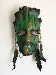 Shroomanistic Mask by TasteOfCrimson