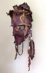 Prince Shaman Mask by TasteOfCrimson