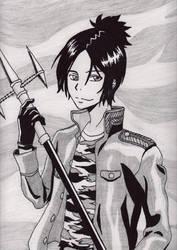 Mukuro Rokudo by Dei-chan10