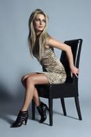 Kristina On The Chair by zlty-dodo