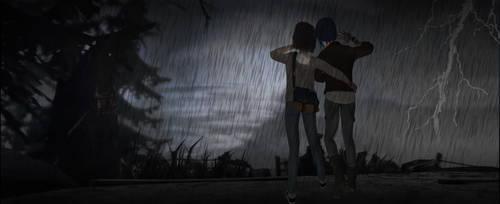 Life is Strange - Max and Chloe by tomasdziak