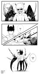 you are lying //tomtord comic by HuiRou