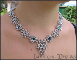 Lace with Tranquility by immortaldesigns