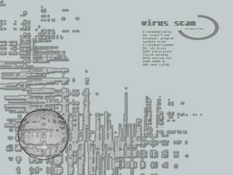 Virus Scan by spin