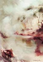 Fog by MarinaMichkina