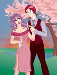 Valentine BG Progress 1 by Lanisatu