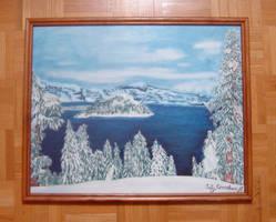 Crisp Winter Day by Lanisatu