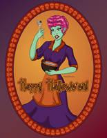 I Love Hallowe'en by Lanisatu