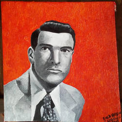 Montgomery Clift by RobbieMelrose