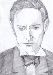 Portrait of Richard Armitage as John Thornton by Amalias-dream