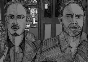 Duncan McClary und Connor O'Sullivan by Amalias-dream