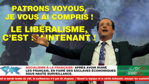 Le liberalisme c'est maintenant by Bragon-the-bat