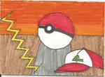 Pokemon sketch card by SmokeyandtheBandit