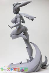 Kekko Kamen Figure by SmokeyandtheBandit