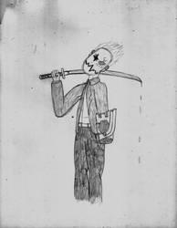 2. Zombiehunter2 Request by SmokeyandtheBandit