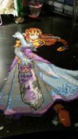 Zelda perler art by HugAnEevee