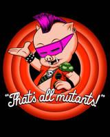 That's all mutants! by JCMaziu