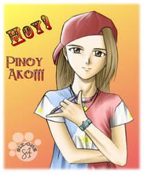 Pinoy Ako by Six-One
