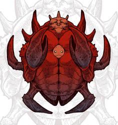 Bug King by MarKomik