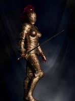 Metal Knight Bump by torgan-art