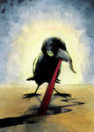 Early Bird by razorberries