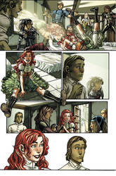 Runaways issue 28 page 4 by CeeCeeLuvins
