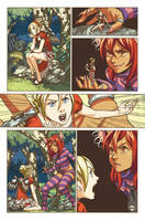Avengers Fairytales 3 page 16 by CeeCeeLuvins