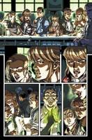 Dark Reign: YA issue 1 page 9 by CeeCeeLuvins