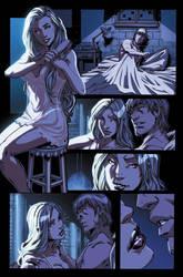 Dark Reign: YA issue 1 page 13 by CeeCeeLuvins