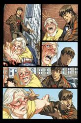 Dark Reign: YA issue 1 page 18 by CeeCeeLuvins