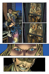 Runaways issue 27 page 21 by CeeCeeLuvins
