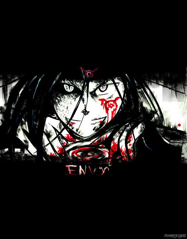 Envy by Irreeltal