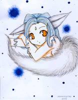 Arctic Foxy. by Irreeltal