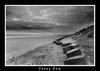 Stone Row by Redtanglewood