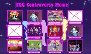 My EQG Controversy Meme by DoraeArtDreams-Aspy