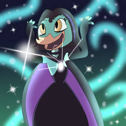 Magica is Here! by DoraeArtDreams-Aspy