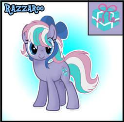 My Version of G4 Razzaroo Reference by DoraeArtDreams-Aspy