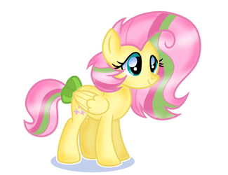 My Version of Older Fluttershy by DoraeArtDreams-Aspy
