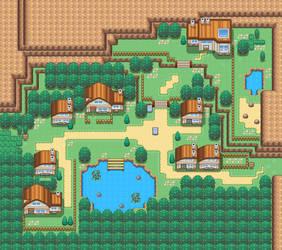 Moki Town (complete) by JV12345