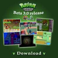 POKEMON URANIUM BETA 3 RELEASED  *NEW LINKS* by JV12345