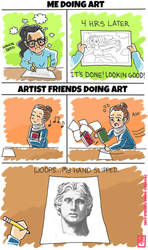 The Art Thing by Blakmyre