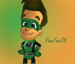Hulk Jimmy by PamFanJN