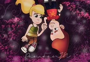 Jindy Forever by PamFanJN