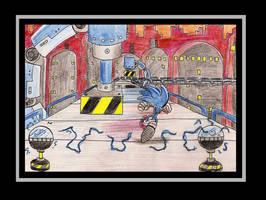 Scrap Brain Zone Unleashed by funkyjeremi