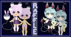 [CLOSED] Driftlings - Free Raffle by x-Cute-Kitty-x